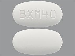 Xofluza 40 mg tablet