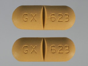 Ziagen 300 mg tablet