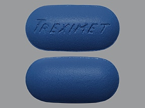 Treximet 85 mg-500 mg tablet