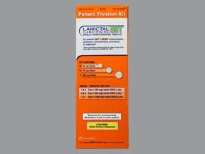 Lamictal ODT Starter(Orange) 25 mg(14)-50 mg(14)-100 mg(7) tab,disint