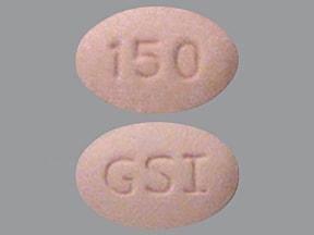 Zydelig 150 mg tablet