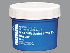 Silver Sulfadiazine Topical : Uses, Side Effects