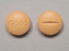 sulfasalazine 500 mg tablet