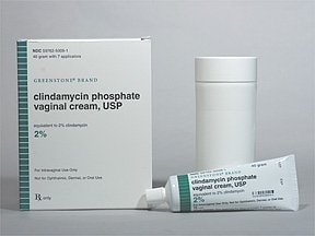 Clindesse vaginal cream