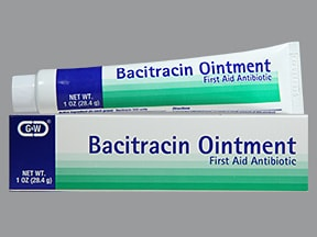 Bacitracin Cream Bacitracin Topical : U...