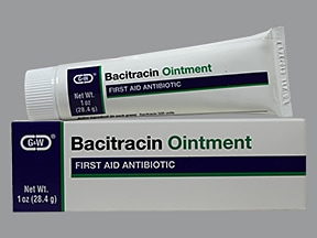 Bacitracin Topical Uses Side Effects Interactions Pictures