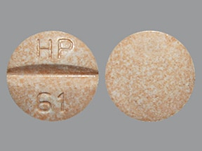 fosinopril 20 mg-hydrochlorothiazide 12.5 mg tablet