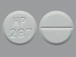 acetazolamide 125 mg tablet