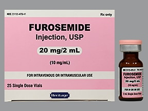 Furosemide Injection Uses Side Effects Interactions