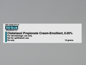 uses for clobetasol cream reviews