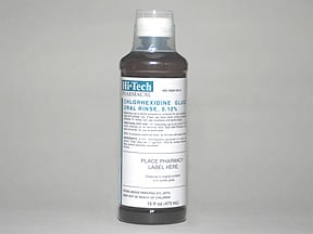 Chlorhexidine Gluconate : Uses, Side Effects, Interactions ...