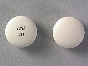 potassium chloride ER 10 mEq tablet,extended release