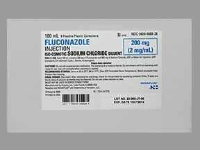 fluconazole 200 mg/100 mL in sod. chloride (iso) intravenous piggyback
