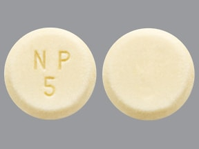 Rayos 5 mg tablet,delayed release
