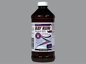 Bay Rum 50 % lotion