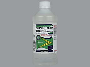 Isopropyl Alcohol : Uses, Side Effects, Interactions