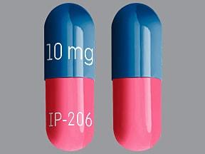 Vivlodex 10 mg capsule