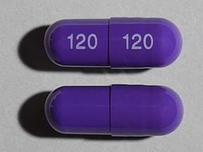 diltiazem ER 120 mg capsule,24 hr,extended release