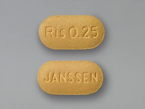 Risperdal 0.25 mg tablet