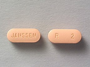 Risperdal 2 mg tablet