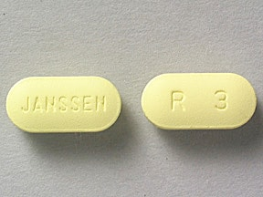 Risperdal 3 mg tablet