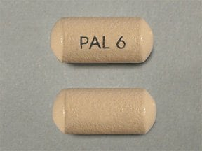 paliperidone ER 6 mg tablet,extended release 24 hr