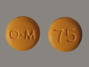 Nucynta 75 mg tablet