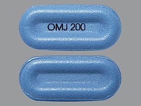 Nucynta ER 200 mg tablet,extended release