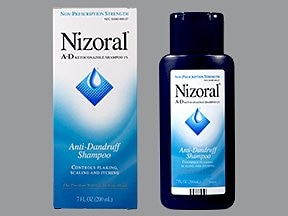 Nizoral A-D 1 % shampoo