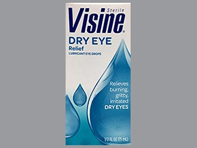 Visine Tears 1 %-0.2 %-0.2 % eye drops