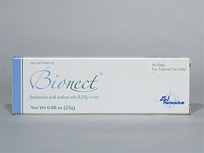 Bionect 0.2 % topical cream