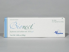 Bionect 0.2 % topical gel