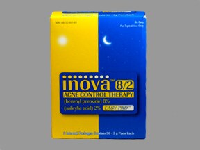 Inova 8-2  2 %-8 %-5 % topical combo pack