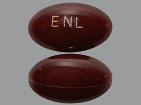 EnBrace HR 1.5 mg iron-8.73 mg-6.4 mg capsule,immed and delay release