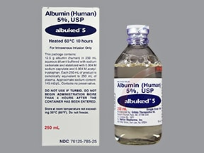 Albuked-5 intravenous solution