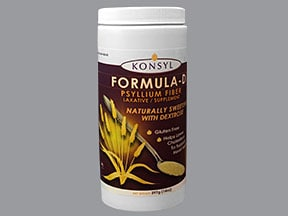Konsyl Formula-D 3.4 gram/6.5 gram oral powder