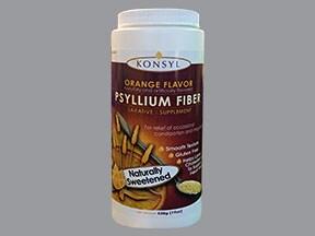 Konsyl (sugar) 3.4 gram/12 gram oral powder