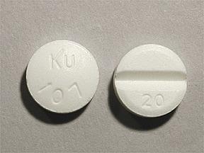 isosorbide mononitrate 20 mg tablet