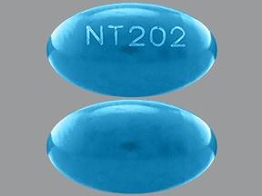 Natavi Lactant 5 mg iron-0.5 mg-150 mg-20 mg capsule