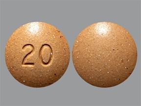 vardenafil 20 mg tablet
