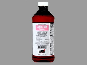 LoHist-DM 2 mg-5 mg-10 mg/5 mL oral liquid