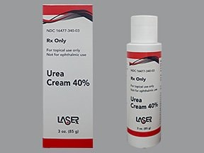 how to make urea cream