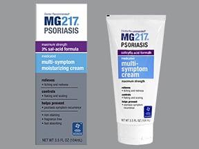 MG217 Psoriasis (salicylic acid) 3 % topical cream
