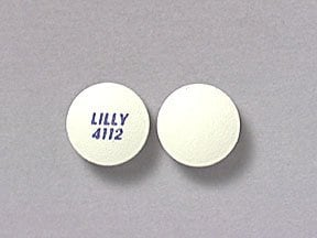 Zyprexa 2.5 mg tablet