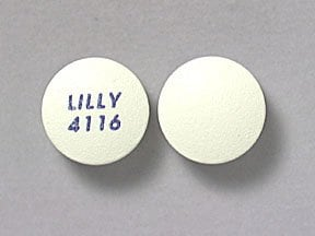 Zyprexa 7.5 mg tablet