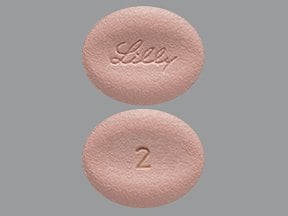 Olumiant 2 mg tablet