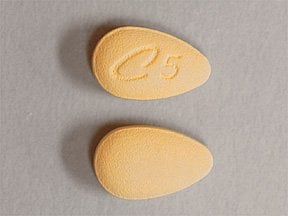 Cialis 2.5 mg daily use