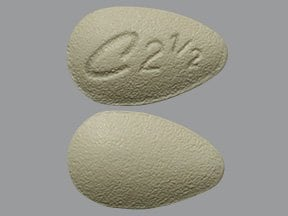 Cialis 2.5 mg tablet