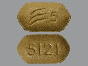 Effient 5 mg tablet