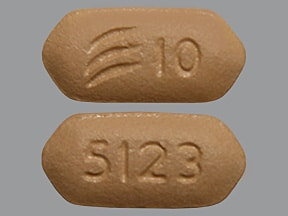 Effient 10 mg tablet